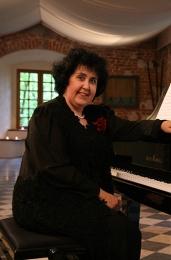 Mariola Cieniawa-Puchała - pianistka