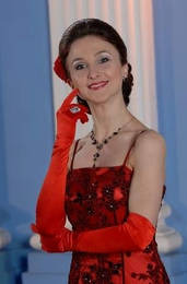 Aleksandra Okrasa - sopran