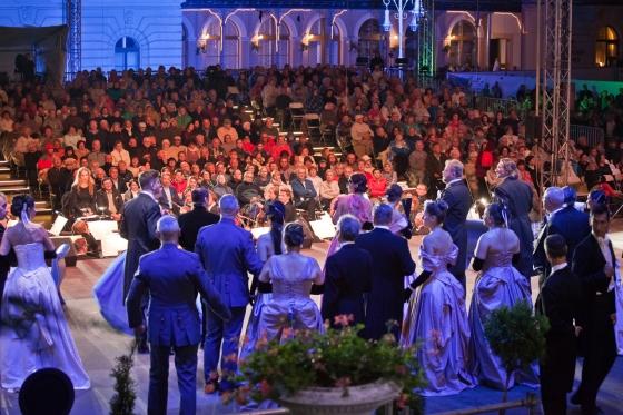 """16.08.2019 PRZEDSTAWIENIE PROMENADOWE - Johann Strauss """"Zemsta Nietoperza"""""""