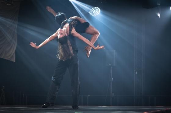Występ pary znanych wszystkim tancerzy LENKI KLIMENTOVEJ oraz JANA KLIMENTA